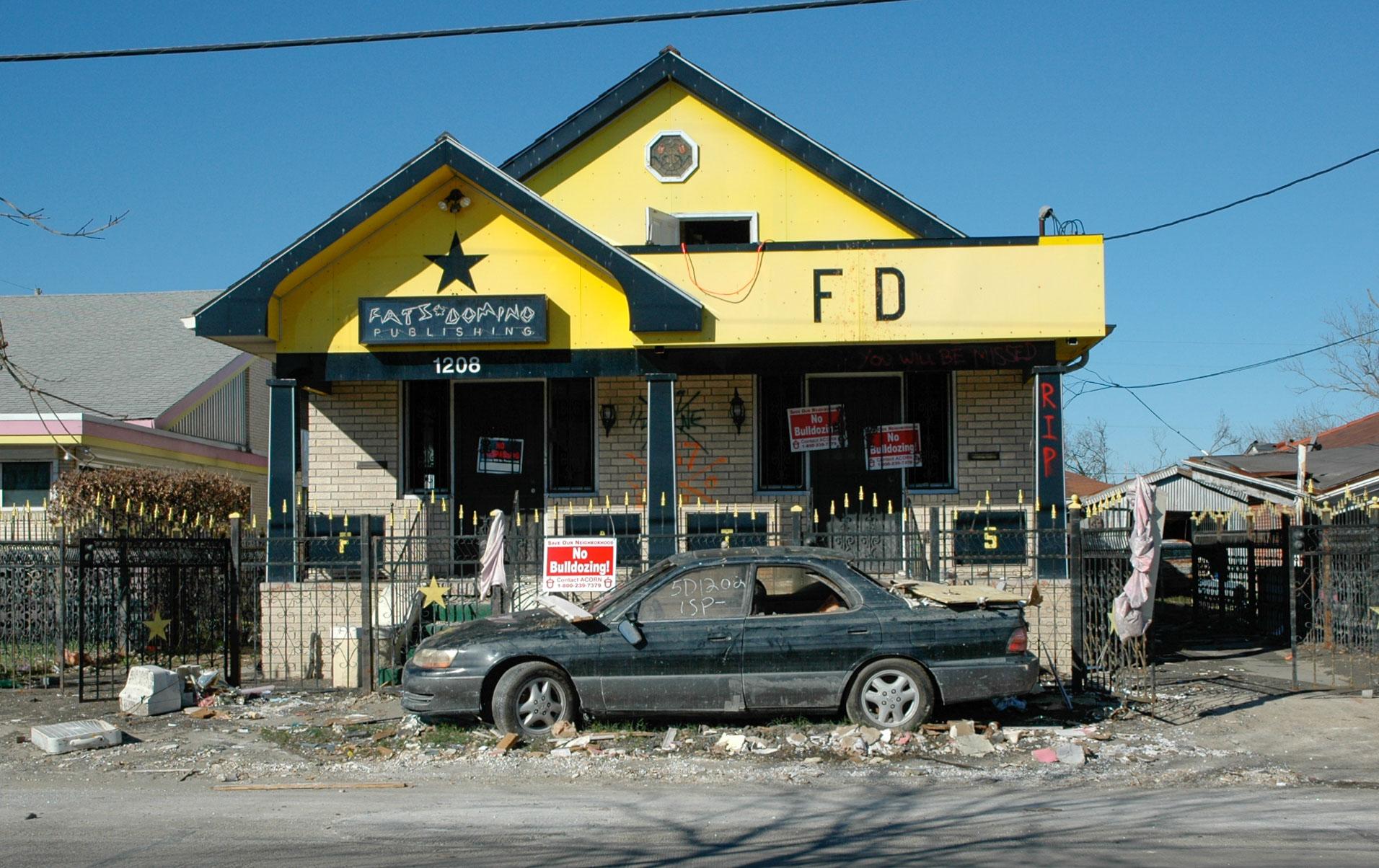 Fats Domino Publishing, January, 2006